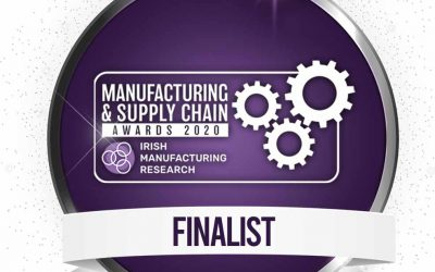 Kyzentree shortlisted for IMR Manufacturing Award 2020