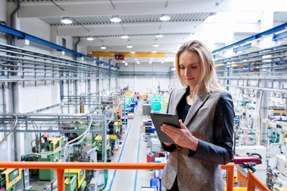 How the manufacturing sector is changing for the better