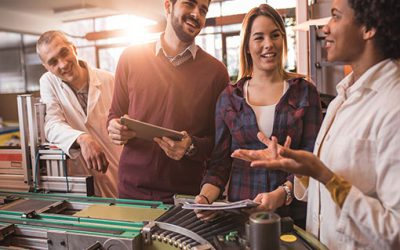 5 ways to maximise the efficiency of your frontline manufacturing team
